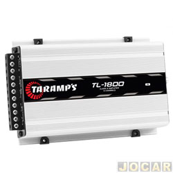 Amplificador de pot�ncia - Taramp's - TL1800 2x360W - 2 oHMS - cada (unidade) - 000220