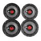 Kit alto-falante - Bomber - Celta 2006 até 2015 - Triaxial - 2 falantes - jogo - 72151