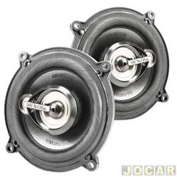 Alto-falante - Bravox - TR, 6 polegadas, 40 WRMS  e 4 OHMS. - par - TR55 U