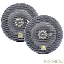 Alto-falante - Bravox - TR6 BTV, 6 polegadas, 50 WRMS  e 4 OHMS. - par - TR6 BTV