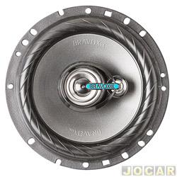 Alto-falante - Bravox -  6 polegadas, 80 WRMS  e 4 OHMS. - par - TR6U HP