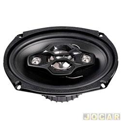 Alto-falante - Roadstar - Quadriaxial - 6x9 - 240W - série 9 - par - RS-6909BR