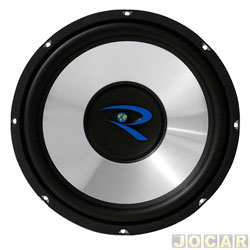 Subwoofer - Roadstar - superbass 12 - 300 watts -  4 Ohms - cada (unidade) - RS-1253BR