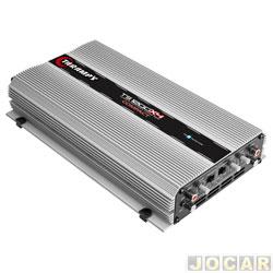 Amplificador de potência - Taramp's - TS 1200x4 Compact Classe D 1200 Watts RMS (4 canais ST2/BR4) - cada (unidade) - 900499