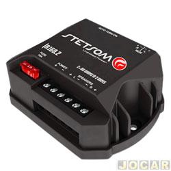 Amplificador de potência - Stetsom - Iron Line 2X80 WRMS 2 oHMS - cada (unidade) - IR160.2