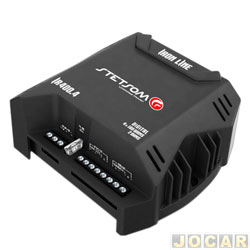 Amplificador de potência - Stetsom - Iron Line 4X100 WRMS 2 oHMS / 2X200 4 oHMS - cada (unidade) - IR400.4