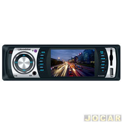Auto rádio MP3 player - Roadstar - rádio FM/SD/USB - cada (unidade) - RS-2020BR