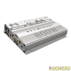 Amplificador de pot�ncia - Boog - AB-4100H - de 4 canais do tipo Hybrid - cada (unidade) - AB-4100H
