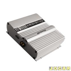 Amplificador de pot�ncia - Boog - de 3 canais tipo Booster - cada (unidade) - AB-3000_PLUS