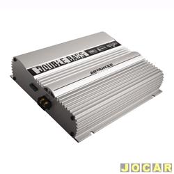 Amplificador de pot�ncia - Boog - double bass mono - especial p/ graves e sub-graves - cada (unidade) - DOUBLE_BASS