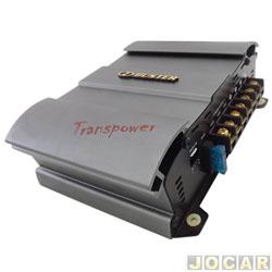 Amplificador de pot�ncia - H-Buster - pot�ncia RMS 75W (2 OHMS) por canal - cada (unidade) - HBM-T201