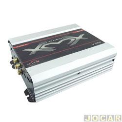 Amplificador de pot�ncia - Boog -  Digital 4 canais - 4x100W - cada (unidade) - XWX-400.4