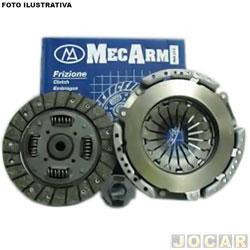 Kit de embreagem - alternativo - Allen - Sephia/Shuma 1.5 1.6 - Mazda 323 1.6 16v até 1994  - cada (unidade) - 18757