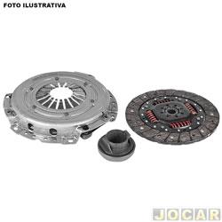 Kit de embreagem - Sachs - Celta/Agile/Montana 1.4 8v - cada (unidade) - 1211