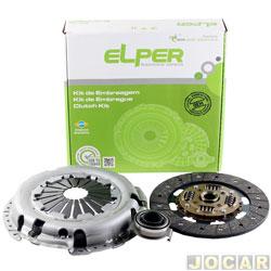 Kit de embreagem - Elper - Civic 1.8 16V 2006 em diante - jogo - 80340