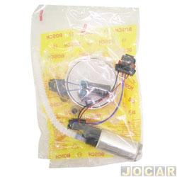 Bomba de combustível elétrica - Bosch - Gol GV 1.0 / 1.6 2009 em diante - (refil) - cada (unidade) - F000TE0091