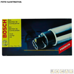 Bomba distribuição - Bosch - Ranger 2.5 Diesel 1997 até 2001 - cada (unidade) - 0460414203