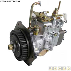 Bomba distribuição - Bosch - F250/F4000 3.9 - 1998 até 2005 - cada (unidade) - 0460424208