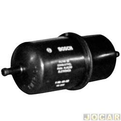 Filtro de combust�vel - Bosch - Fiorino/Elba/Premio/Uno 1.0 1.3 1.5 1.6 92/08 - Tempra 2.0  - 93/98 - Tipo 1.6 93/97  - cada (unidade) - 0986BF0023