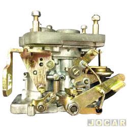 Carburador - Brosol - Belina/Corcel/DelRey/Pampa 1.6 83/92 - Escort/Verona / 91 - alcool - cada (unidade) - 130524