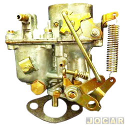 Carburador - Nakata - Caravan 4100/Opala/Pic-up 2500 1980 até 1989 - Fusca 1300 1973 até 1984 - cada (unidade) - NKCB-091