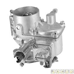 Carburador - Nakata - Fusca 1600 1975 até 1986 - Kombi 1500 1973 até 1983 - Brasilia 1600 - cada (unidade) - NKCB-092