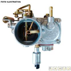 Carburador - Brosol - Kombi 1600 1991 até 1999 - 32-PDSIT/2 - cada (unidade) - 114572