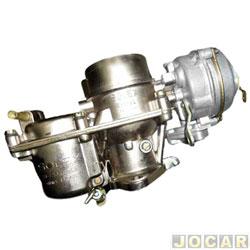 Carburador - Brosol - Kombi 1600 1976 até 1996 - 32-PDSIT/3 - lado do passageiro - cada (unidade) - 114573