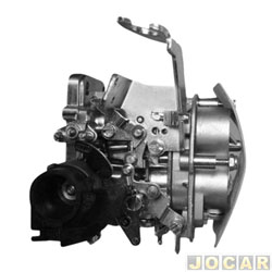 Carburador - Brosol - Gol/Parati/Saveiro/Voyage 1600 1989 até 1996 - Alcool - 30/34BLFA - cada (unidade) - 130506