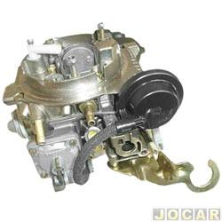 Carburador - Brosol - Ipanema/Kadett 1989 até 1991 - Monza 1987 até 1991 - direção hidraulica dianteiro - cada (unidade) - 174552