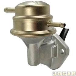 Bomba de combustível mecânica - Indisa - Opala/Caravan 2.5/4.1- Bonanza/Veraneio 85/93 4.1 - cada (unidade) - BC376