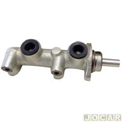 Cilindro mestre do freio - Bosch - Monza/Kadett/Ipanema 1989 7/8 polegada - cada (unidade) - CM-0950SR-0986AB8624