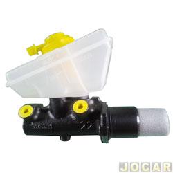 Cilindro mestre do freio - Bosch - Gol/Parati/Saveiro/Santana/Quantum 92/ - Versailles/Royale - para veículos com ABS - cada (unidade) - CM-1592S-0204032272