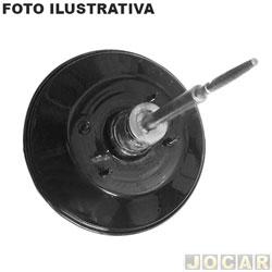 Servo do freio (hidrovácuo) - Bosch - Escort 1983 até 1996 - cada (unidade) - SF-2764S-2252764S