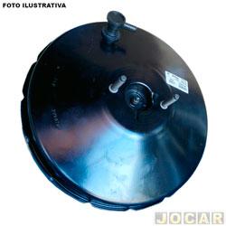 Servo do freio (hidrovácuo) - Bosch - Escort - 1996 Até 2003 - cada (unidade) - SF-5102S-0204032351