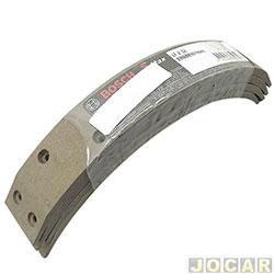 Lona de freio - Bosch - Corsa 1.0 1.6 - 2000 até 2002 - traseiro - cada (unidade) - LF-152-0986BB1079