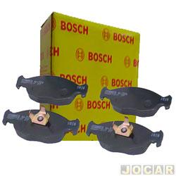 Pastilha de freio - Bosch - Ranger 1994 até 2003 - Explorer 1991 até 2001 - sistema Bosch - com alarme - dianteiro - jogo - PB-58