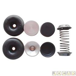 Reparo de regulagem da sapata do freio - Bosch - A10/C10/D10/A20/C20/D20 1979 até 1992 - traseiro - lado do motorista - cada (unidade) - RT4592-0204012965