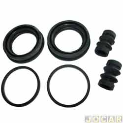 Reparo de retenção da sapata de freio - Bosch - D10/D20/Veraneio 1979 até 1996 - cada (unidade) - RT4810-0204012971