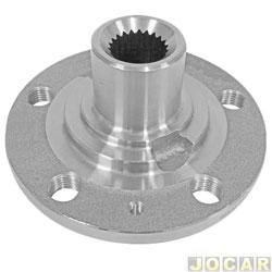 Cubo de roda - IMA - Fox 1.0 1.6 2003 até 2010 - CrossFox/Polo 2006 até 2010 - forjado - dianteiro - cada (unidade) - AL-852