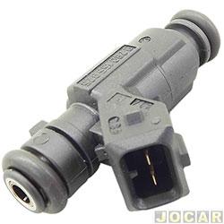 Bico injetor - Bosch - Courier 1.6 1999 até 2005 - Escort / SW 1.6 2000 até 2002 - Ka 1.6 2001 até 2007  - preto - cada (unidade) - 0280155925