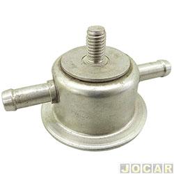 Regulador de pressão - Bosch - Monza/Kadett/Omega 2.0 1989 até 1995 - Versailles/Royale/Gol/Santana/Quantum 2.0 1992 até 1993 - cada (unidade) - 0280161043