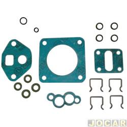 Kit injeção eletrônica - Bosch - Vectra 2.2 8v 1997 até 2005 - jogo - F00099K048