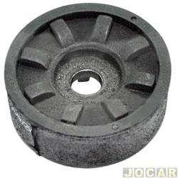 Batente superior do amortecedor - Monroe - Uno 1984 em diante - dianteiro - cada (unidade) - 0210407