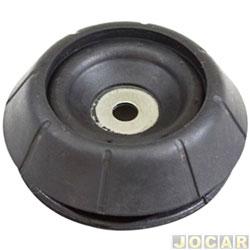 Coxim do amortecedor - Sampel - Agile 2009 em diante/Corsa/Montana 2003 em diante - Astra 1999 em diante - dianteiro - superior - cada (unidade) - 3115