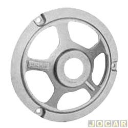 Mancal coletor do alternador - Bosch - Kombi 1.6 - 1984 em diante - inclusive 1.6 MI - cada (unidade) - 9121080495