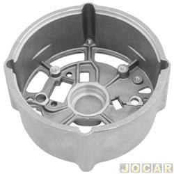 Mancal coletor do alternador - Bosch - D20 motor maxion - cada (unidade) - 9122080637