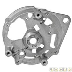 Mancal coletor do alternador - Bosch - Blazer 2001 até 2005/S10 1995 até 2000/Ranger 2.5 - Sprinter 2.5 - Maxion com regulador 1197311021  - cada (unidade) - F000LD1412