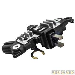 Regulador de voltagem - Bosch - Ranger 2.8 6.07TCA sprint - F250/F4000 4btaa cummins 3.9 - cada (unidade) - F00M144183