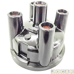 Tampa do distribuidor - Bosch - Fusca 1300 1967 até 1975 - Kombi/Variant 1500 1968 até 1975 - cada (unidade) - 1235.522.027